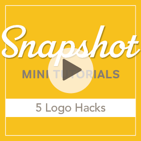 Snapshot 5 Logo Hacks for photographer