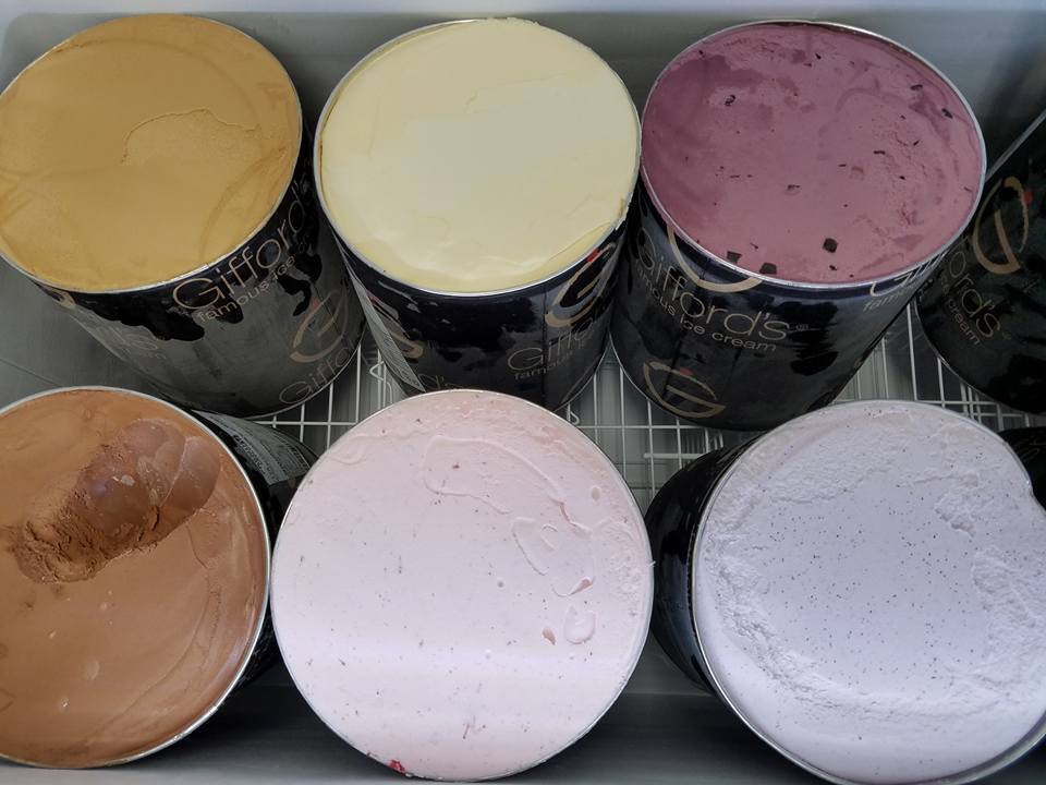Gifford's Ice Cream