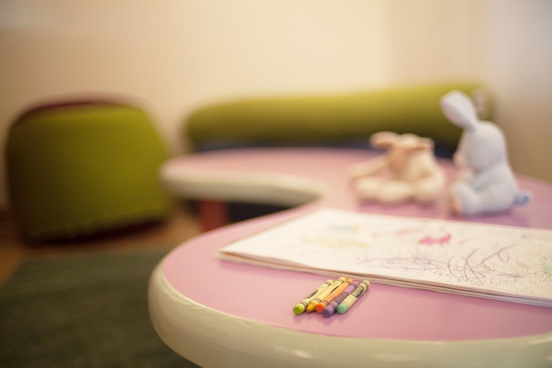 Kids Waiting Room