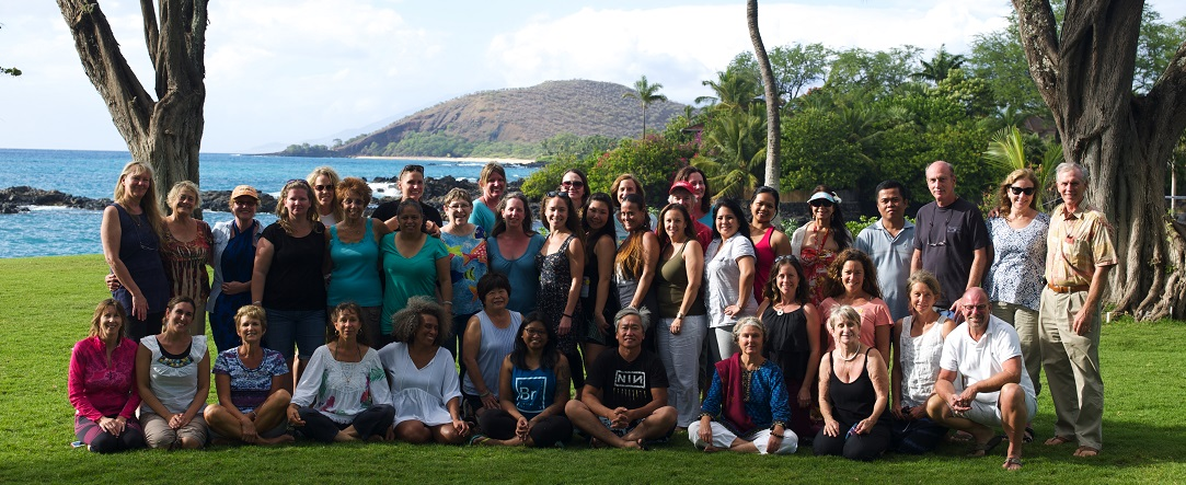 Hospice Maui Staff Retreat 2016