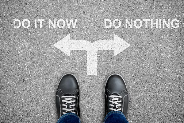 Mihin suuntaan menisi?
