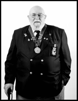 Former CPO(D) Frederick 'Tug' Wilson