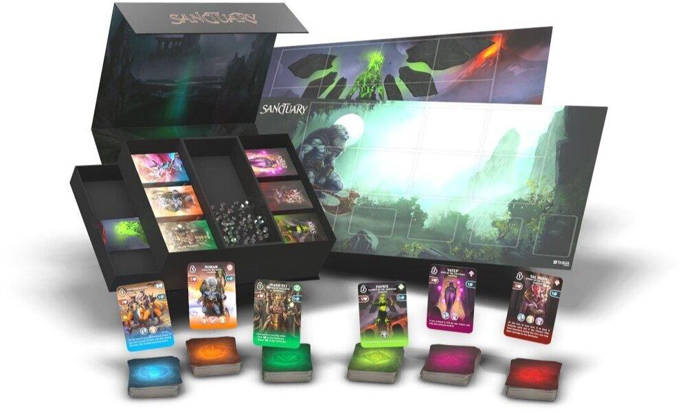 Sanctuary: The Keepers Era — Tabula Games