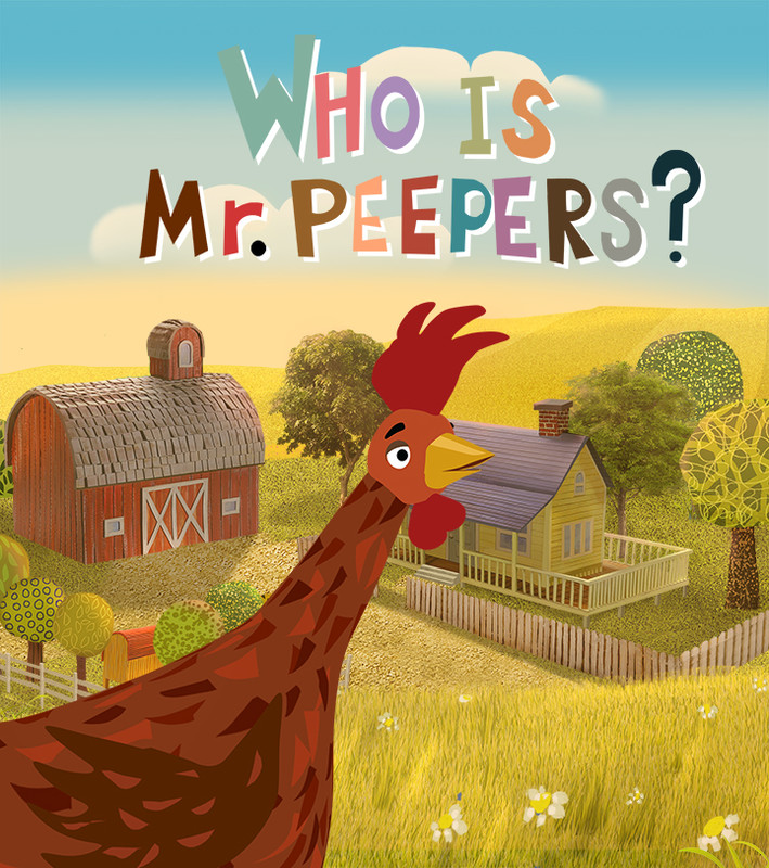 Who is Mr. Peepers?