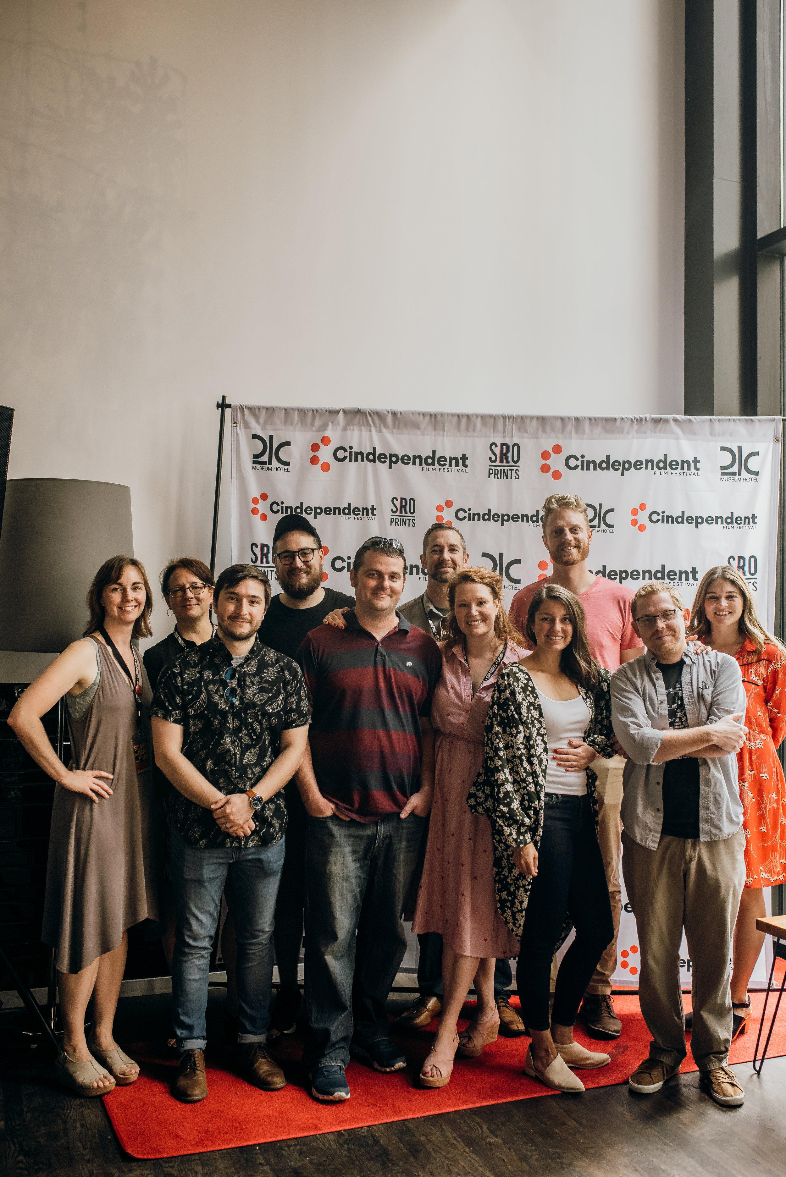 Cindependent 2018 Festival Staff
