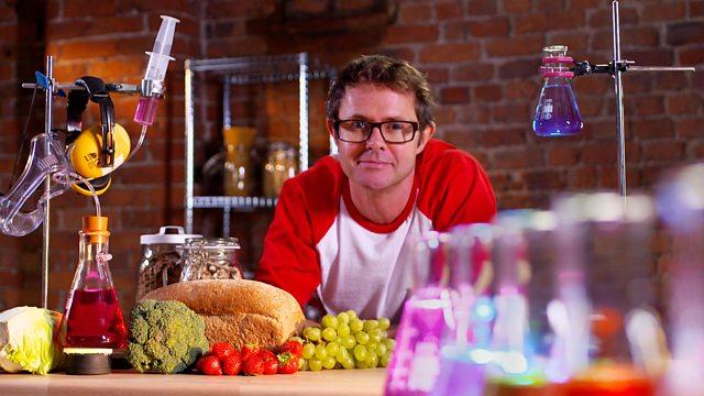 Gastrolab - BBC Learning 4 x 15mins