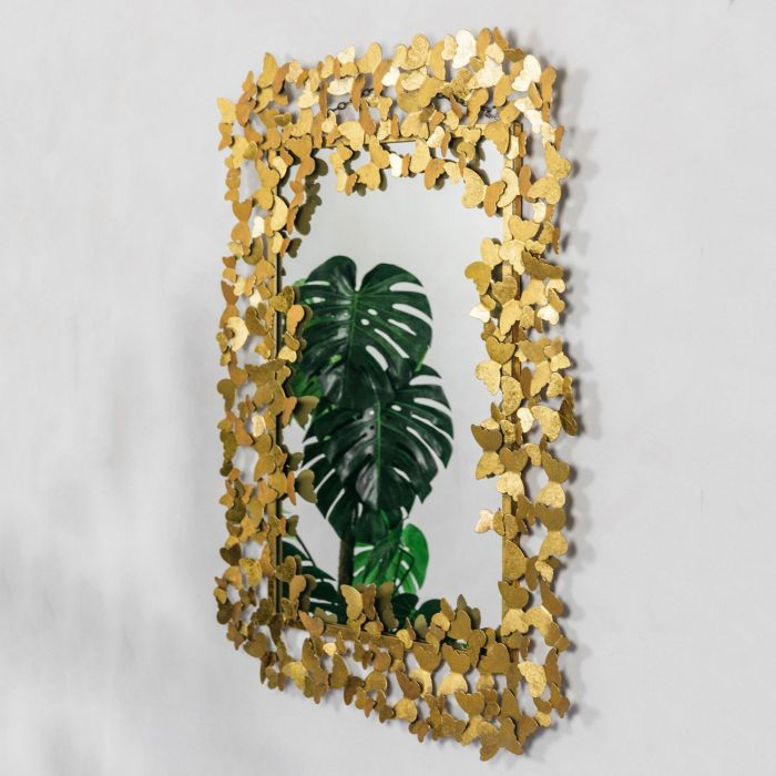 Gold butterfly mirror, Graham and Green