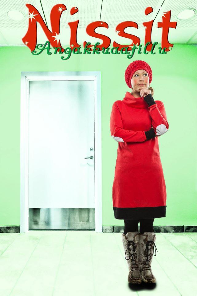 Nissit Angakkuaatillu poster by Tumit Production.