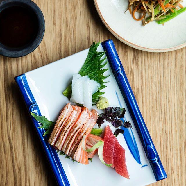 Sashimi is life #izakaya #jahbless #sashimi