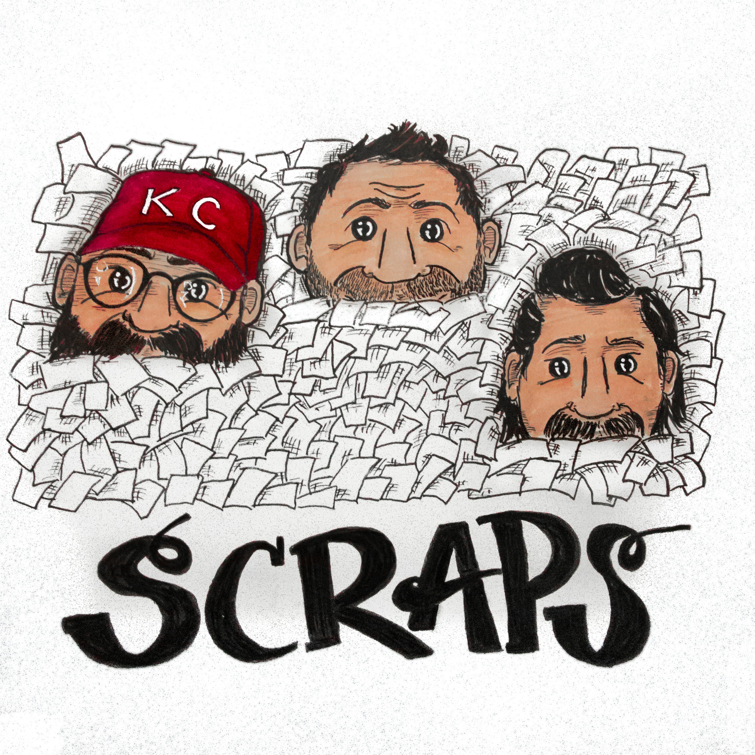 The Scraps Podcast - Podcast