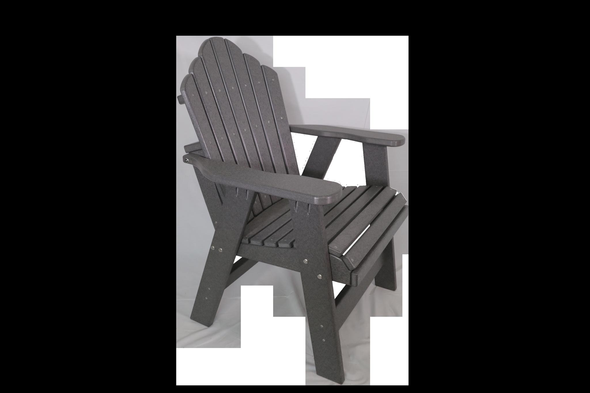 Patio Height Fixed Armchair