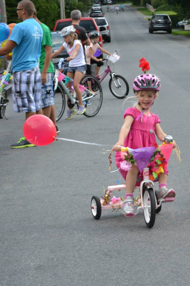 2014 Bike Parade & Ice Cream Social…