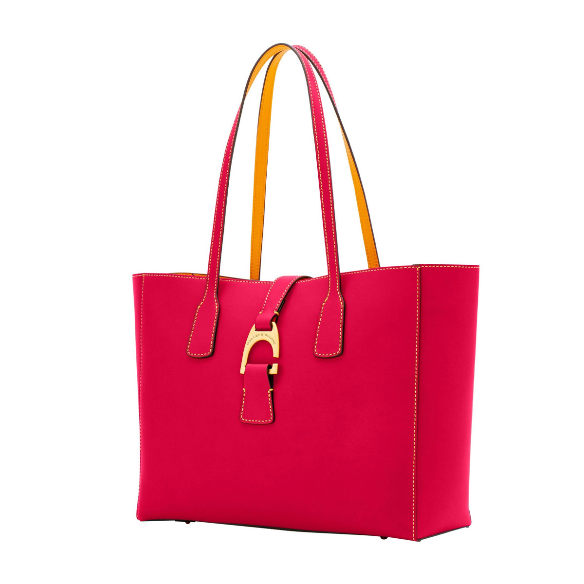 Dooney & Bourke Shannon Tote - Crafted from waxed French Leather and featuring Italian hardware, this durable tote will last a lifetime. Generously contributed by Dooney & Bourke.Retail Value: $328.00