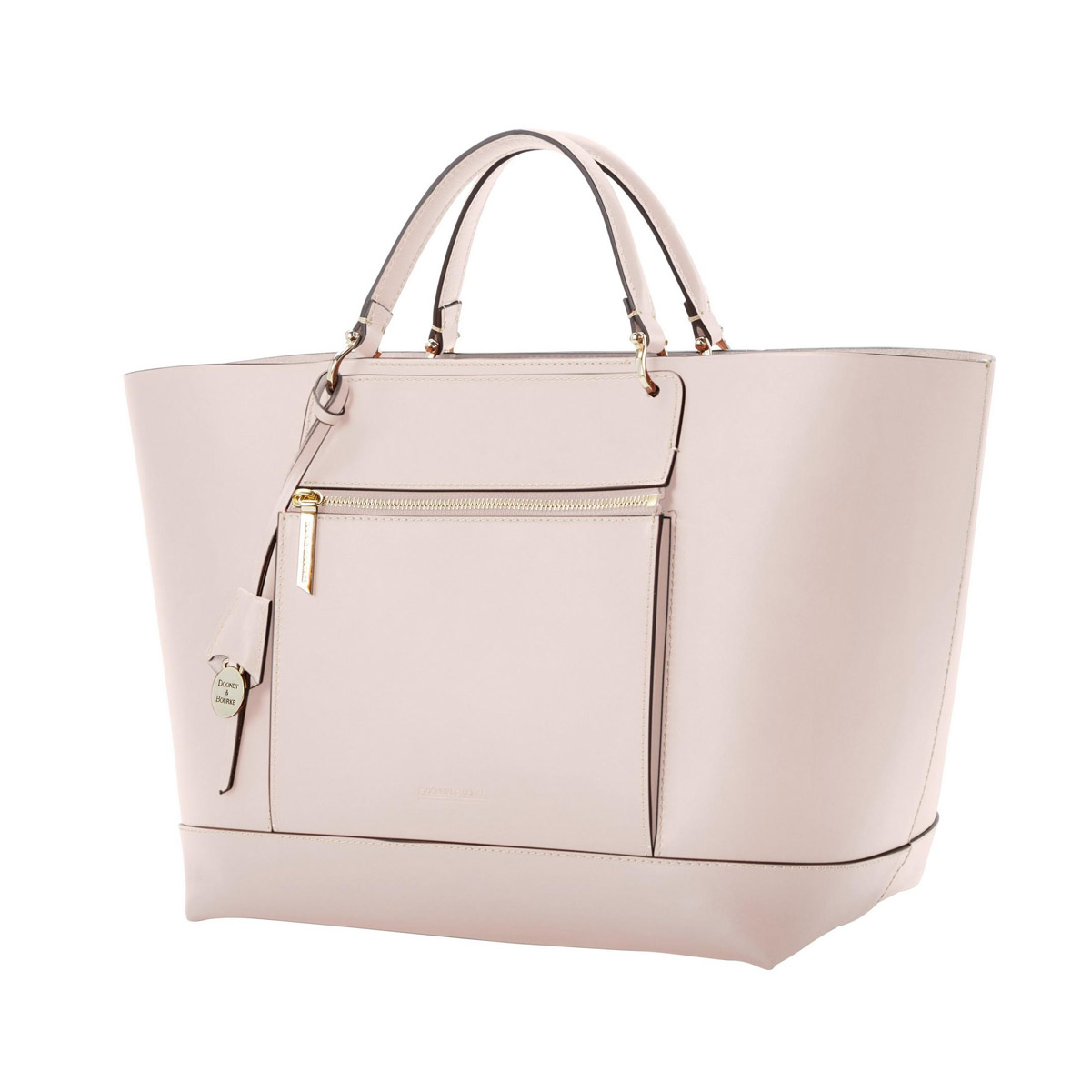 Dooney & Bourke Mariella bag - This stylish bag epitomizes what Dooney & Bourke is all about. Smooth leather, tow inside zip pockets, a cell phone pocket, soft lining and detachable strat make this bag as functional as it is beautiful. Generously provided by D&B.Retail Value: $695.00