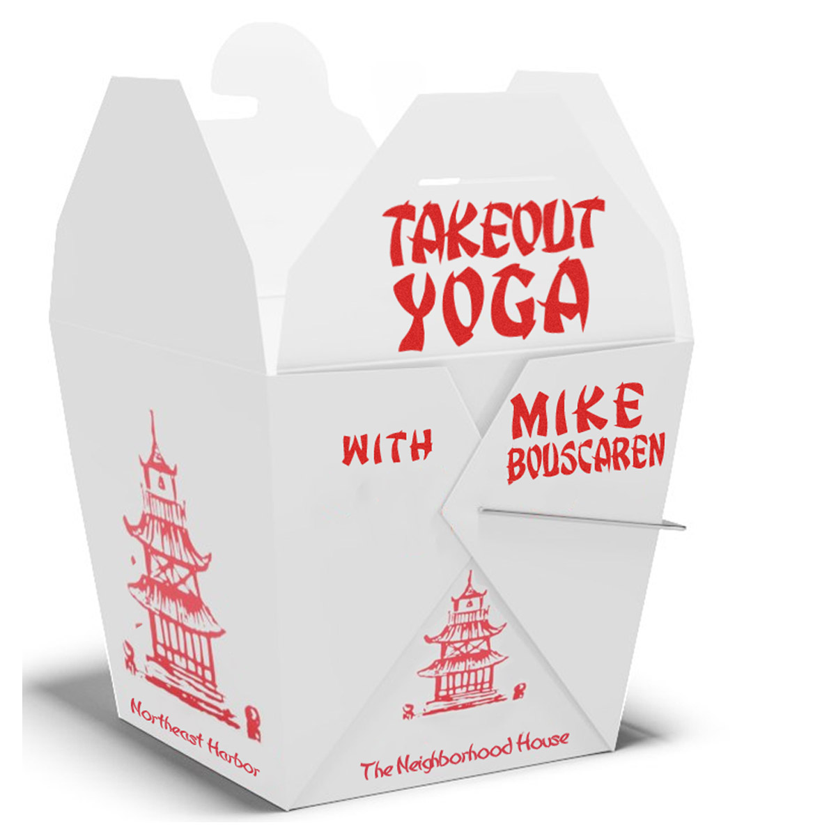 """Takeout"" Yoga Private Seessions - Instructor Mike Bouscaren is generously offering small group (1-4 or 5+ person) classes in the location of your choice! The one hour sessions are available for a ""buy now"" price of $100 for 1-4 students, or $150 for 5+ student, and you can choose what style of class you'd prefer— everything from meditation instruction, flow yoga, passive stretch, or even chair yoga."
