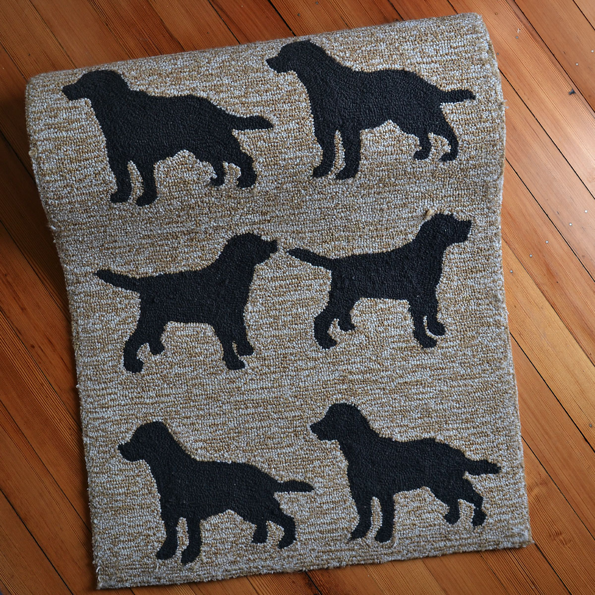 """Liora Manne Tufted Rug - The Kimball Shop & Boutique has generously contributed this hand tufted Liora Manne rug which measures 27"""" x72"""