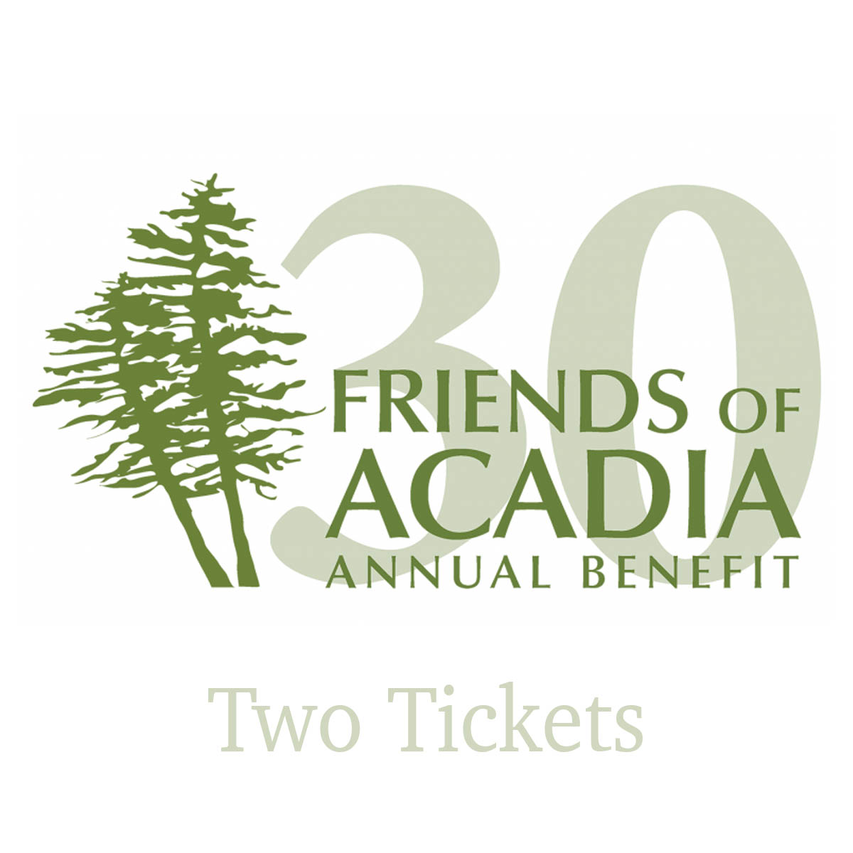 FOA Benefit Tickets - Neighborhood House isn't the only one who throws a celebration each summer— so to does Friends of Acadia. The Gogolak Family has generously contributed two tickets to FOA's August 10 fundraiser for two of our lucky Bash patrons to enjoy!Value: $600.00