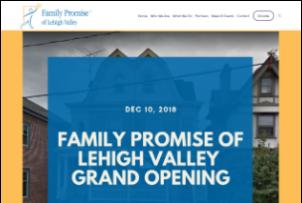 Family Promise of Lehigh Valley