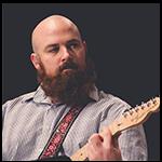 Sean Hampton Playing Guitar