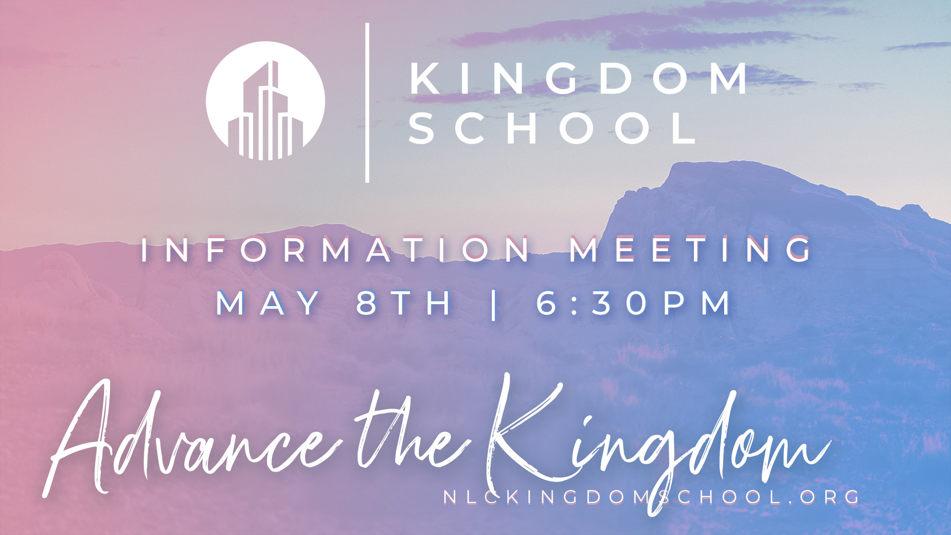 Kingdom School Information Weekend.jpg