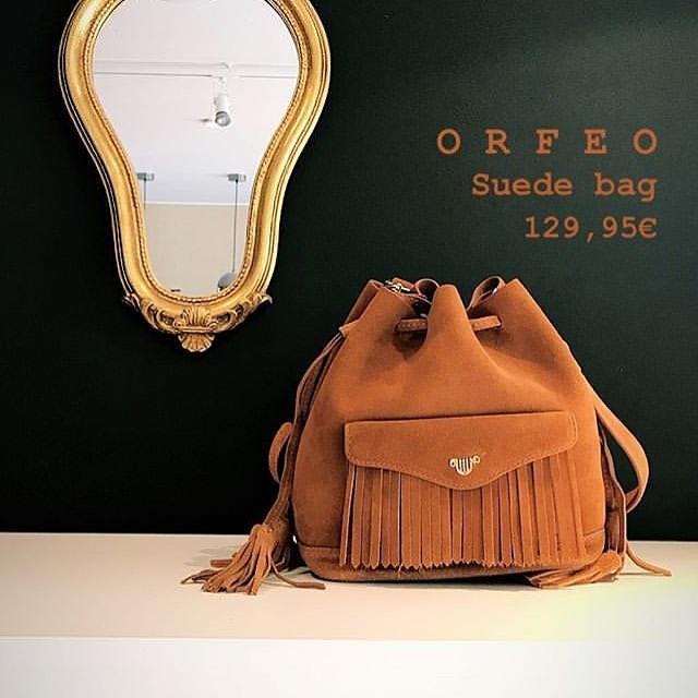 Thx @rebelle_boutique_drongen #orfeoparis