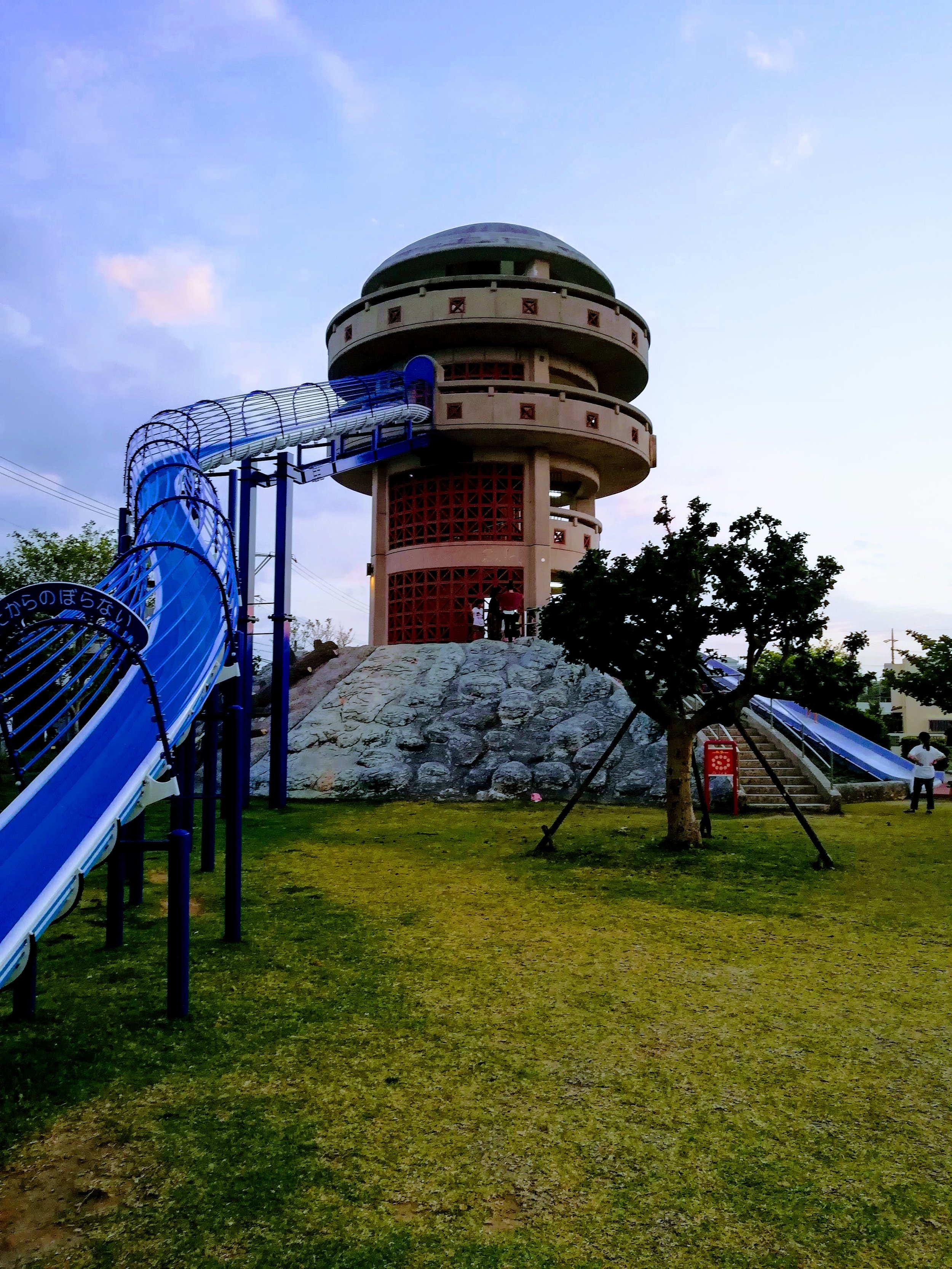 With all of the busy-ness, we have found a need to be intentional  about guarding our family time. Thankfully, Okinawa is home to some AMAZING parks!