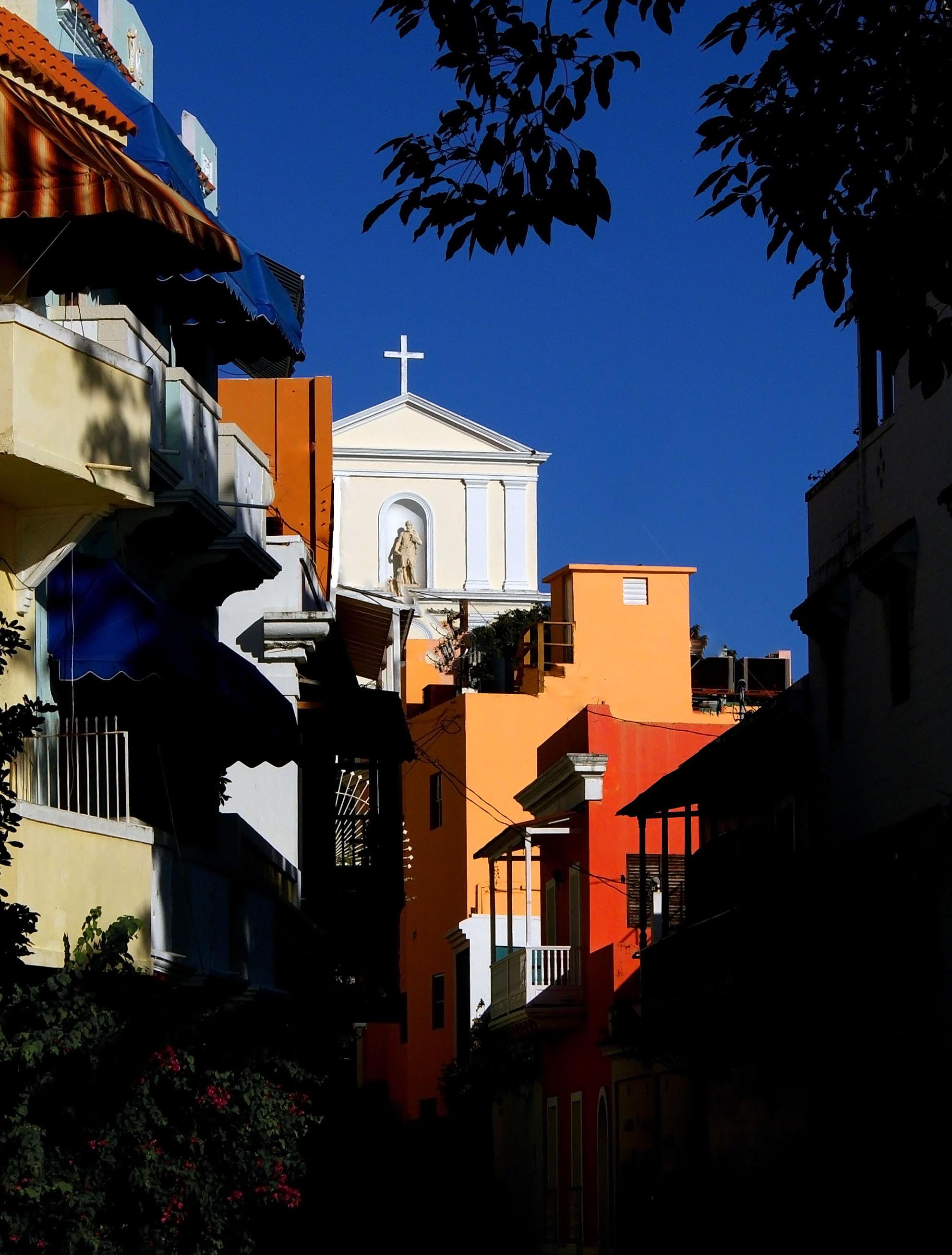 Caleta de las monjas / Old San Juan