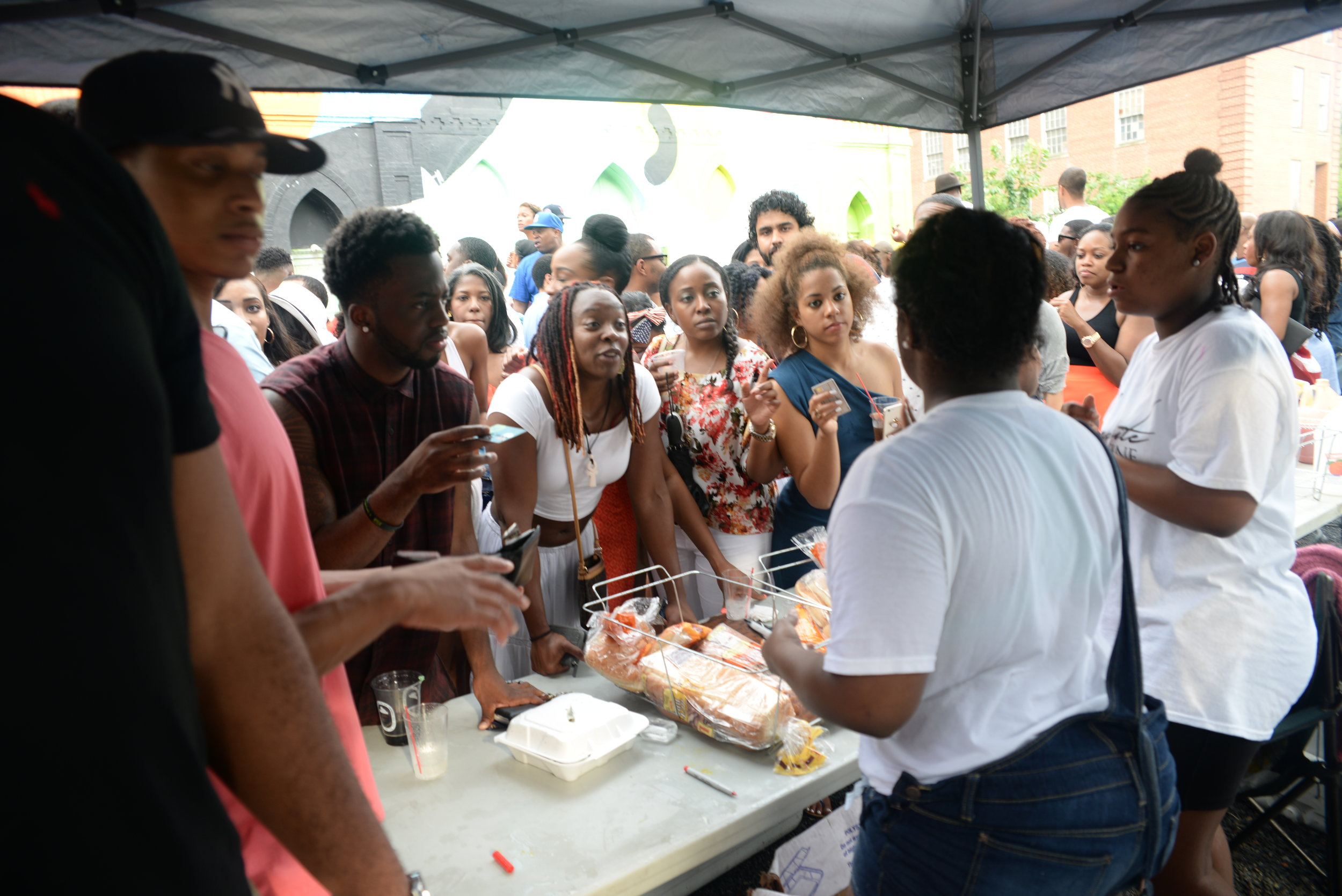 FOOD VENDORS - Click HERE for more information on becoming a FOOD VENDOR.