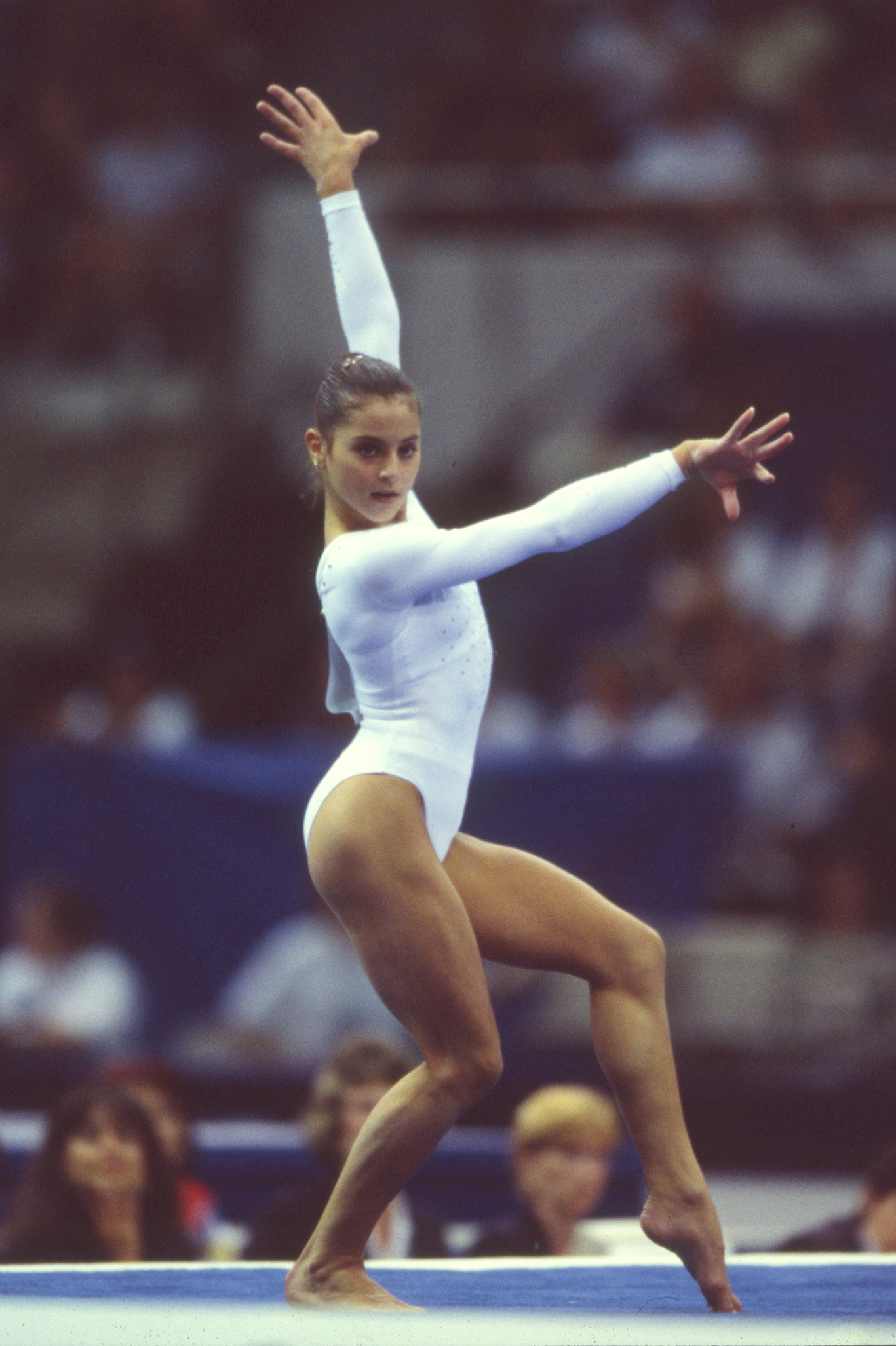 Photo Credit: International Gymnast Magazine/Dave Black