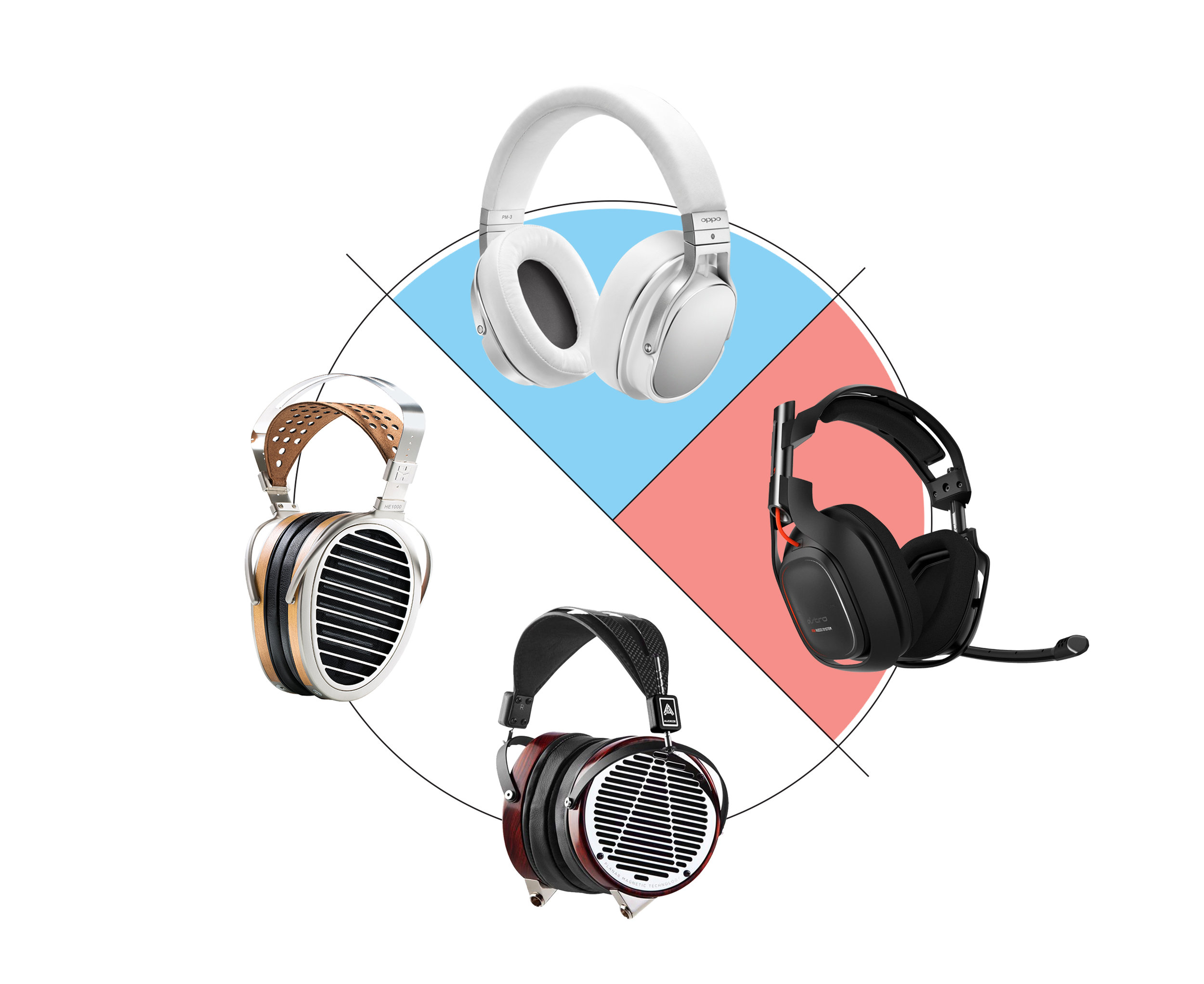 Market - The target position for the Erupt was in a zone between vintage headphones, gaming headphones and mass consumer headphones. We wanted to avoid aesthetic complexity and stay away from modern-day mass produced designs that lack character.