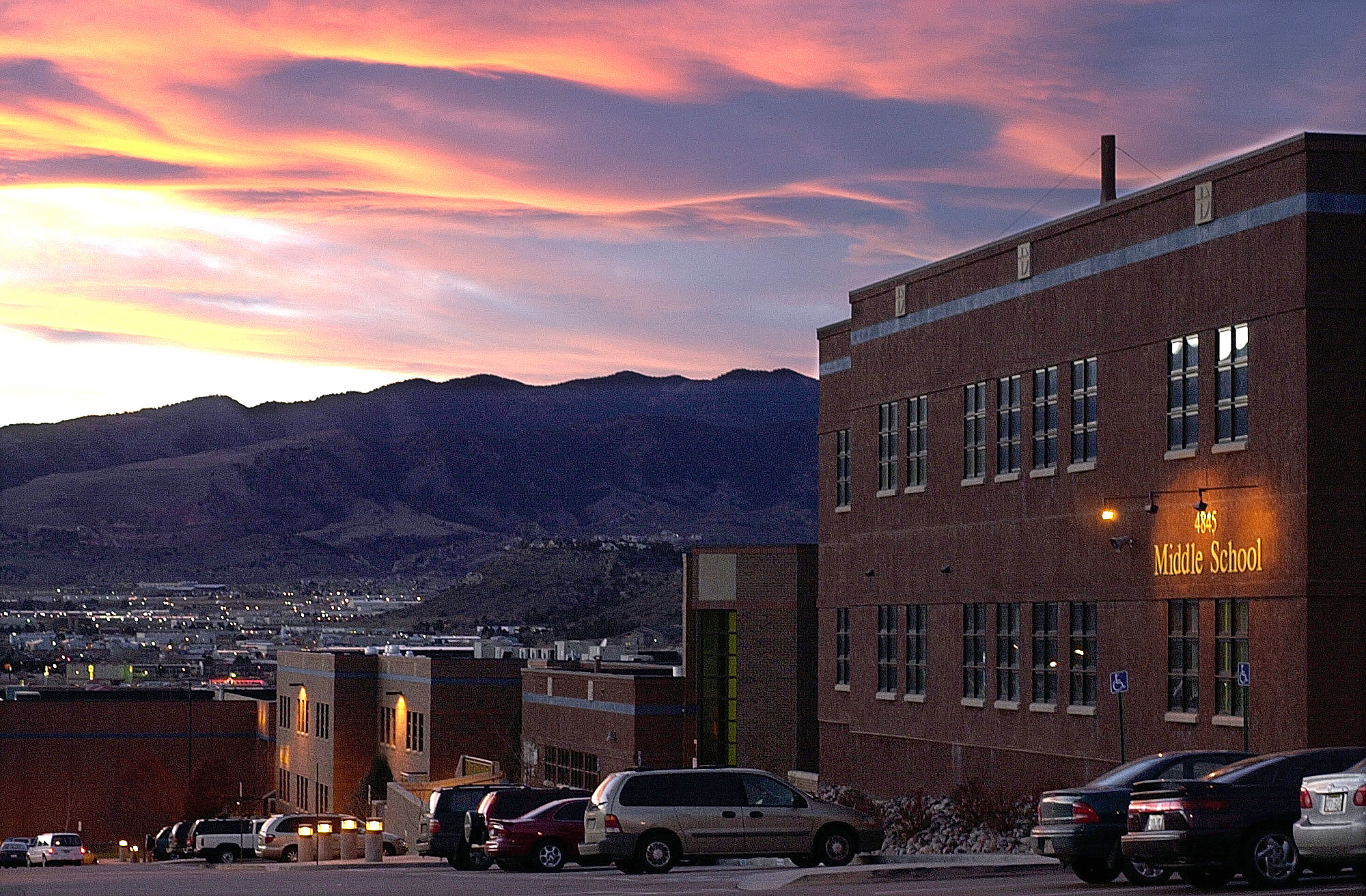 Colorado Springs Christian - Located in Colorado Springs, ColoradoEnrollment: 320International Students: 52Average ACT 24.5