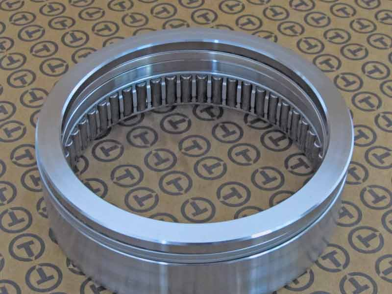 Combination Radial Thrust Bearing
