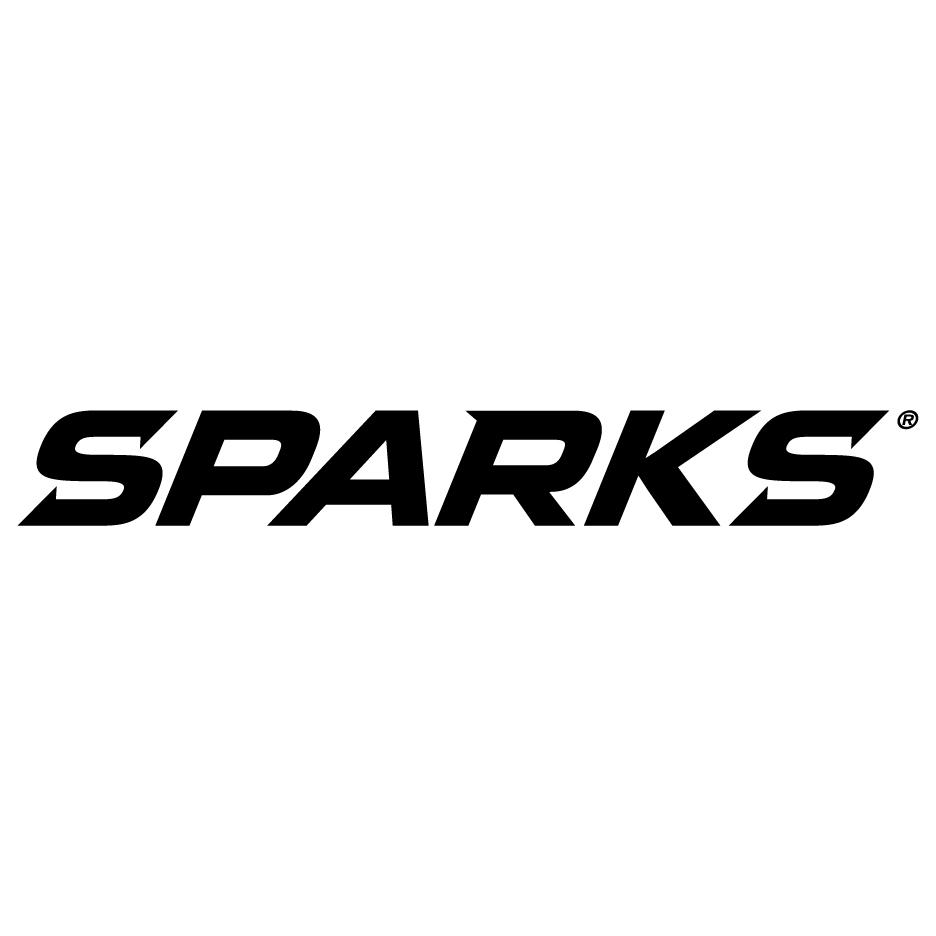 - Sparks