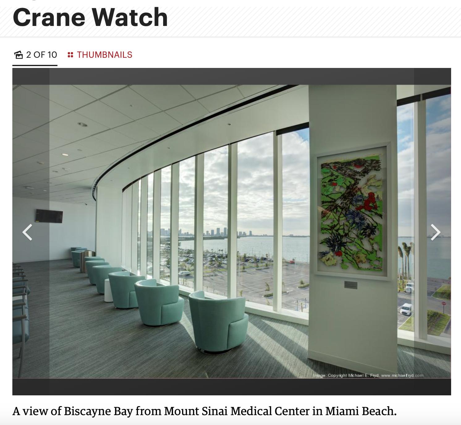 Mount Sinai Medical Center completes $275M expansion — MIRA LEHR