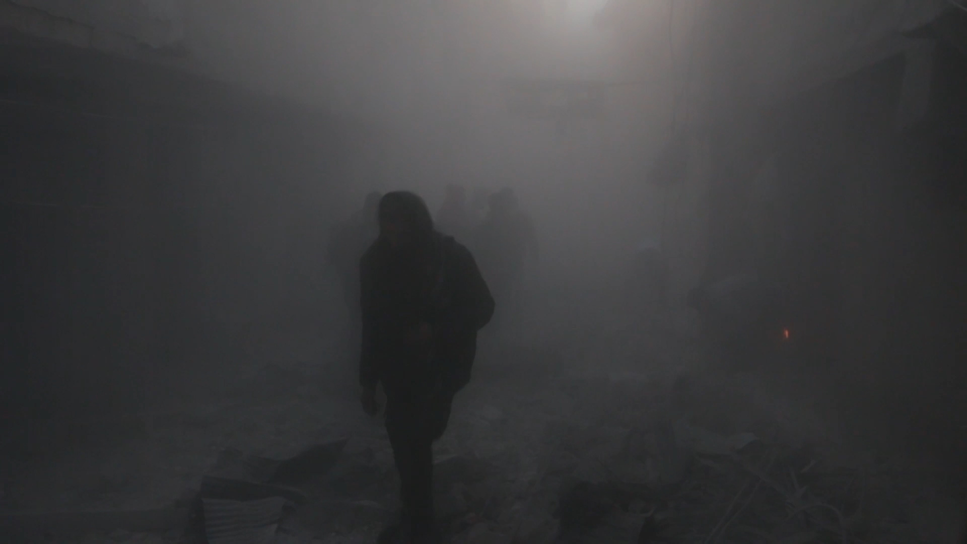 Aleppo, Syria  I  The New Barbarianism