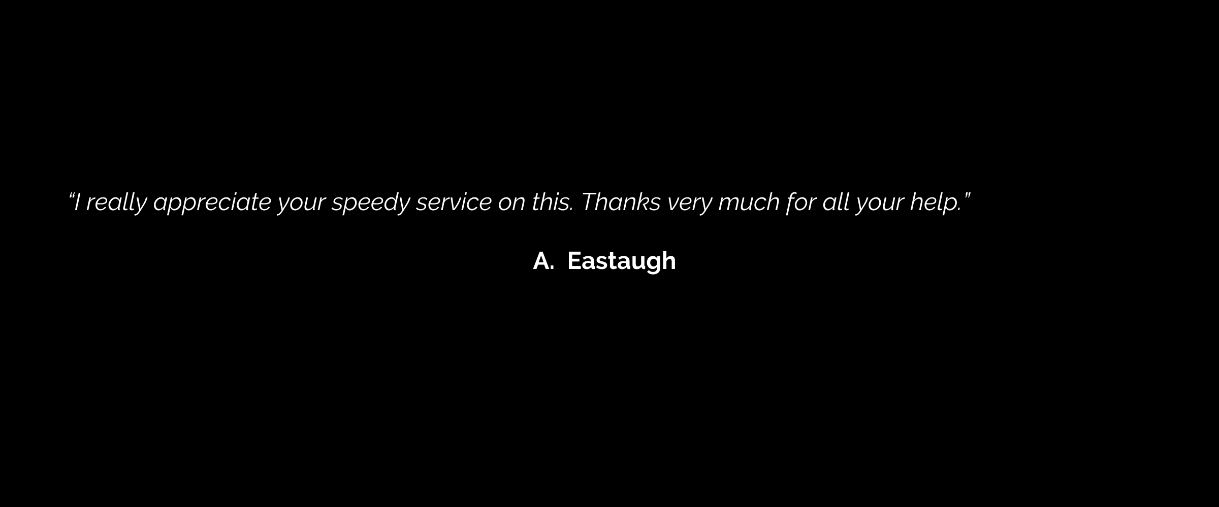 A Eastaugh Testimonial.png