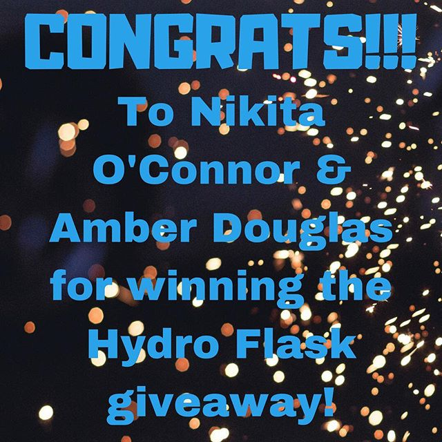 Congrats to Nikita and Amber for winning our Hydro Flask Giveaway! We also wanted to think everyone who entered and hope that we see you soon! . . . #escape #escaperoom #escaperoom #escaperooms #chattanooga #chattanoogatennessee #chattanoogatn #downtownchattanooga #chattanooganorthshore #northshore