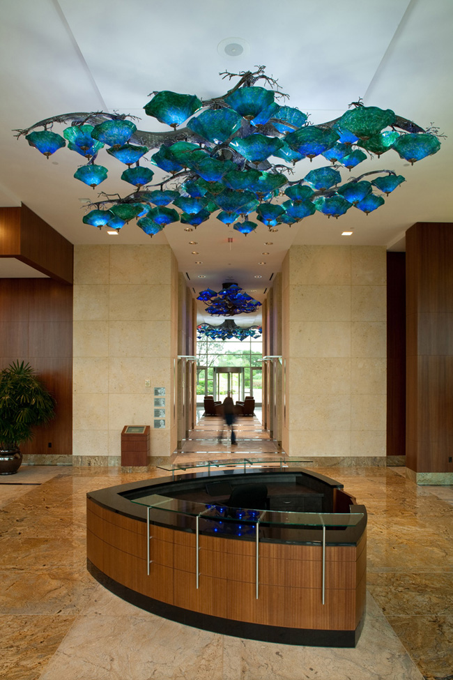 deJong_glass_welded metal_ Oak Tree_main lobby chandelier.jpg