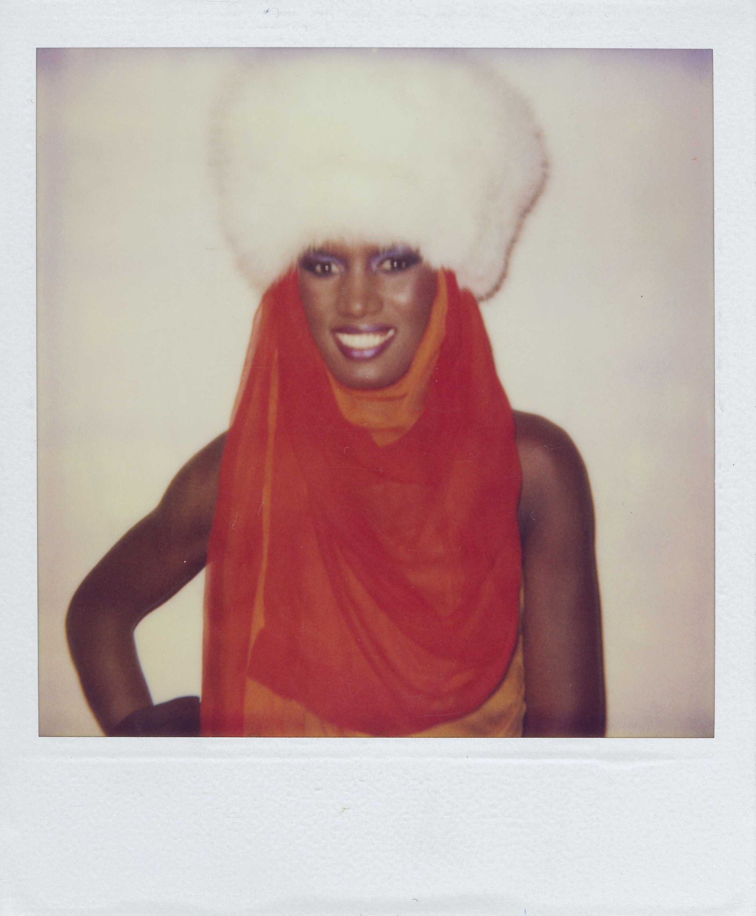 Portrait of Grace Jones by Andy Warhol, source: https://www.pinterest.co.uk/pin/329607266474523854/?lp=true
