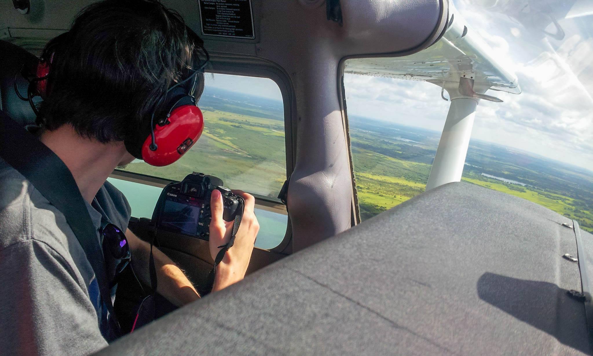 CSX Transportation Aerial Shoot