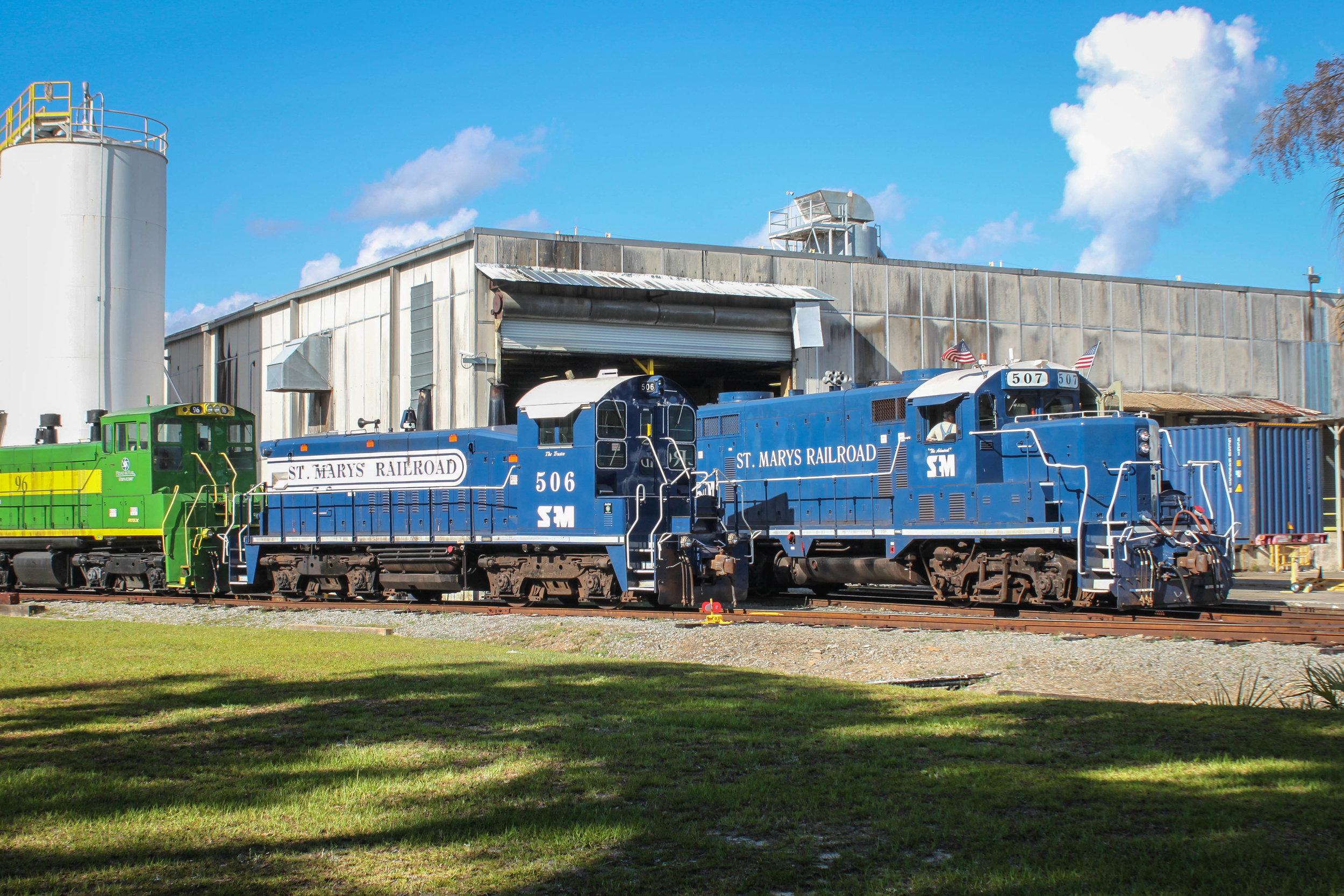 Class 3 Railways -