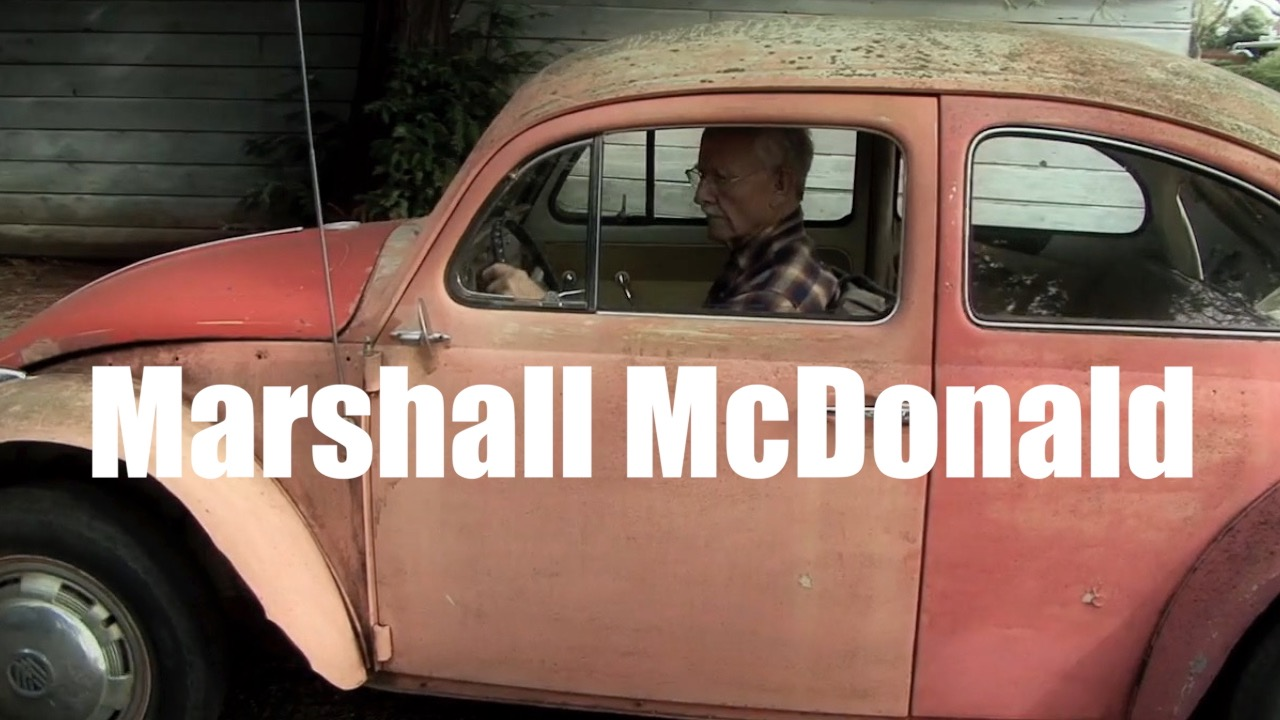 A trailer for the documentary about the life of Marshall McDonald.