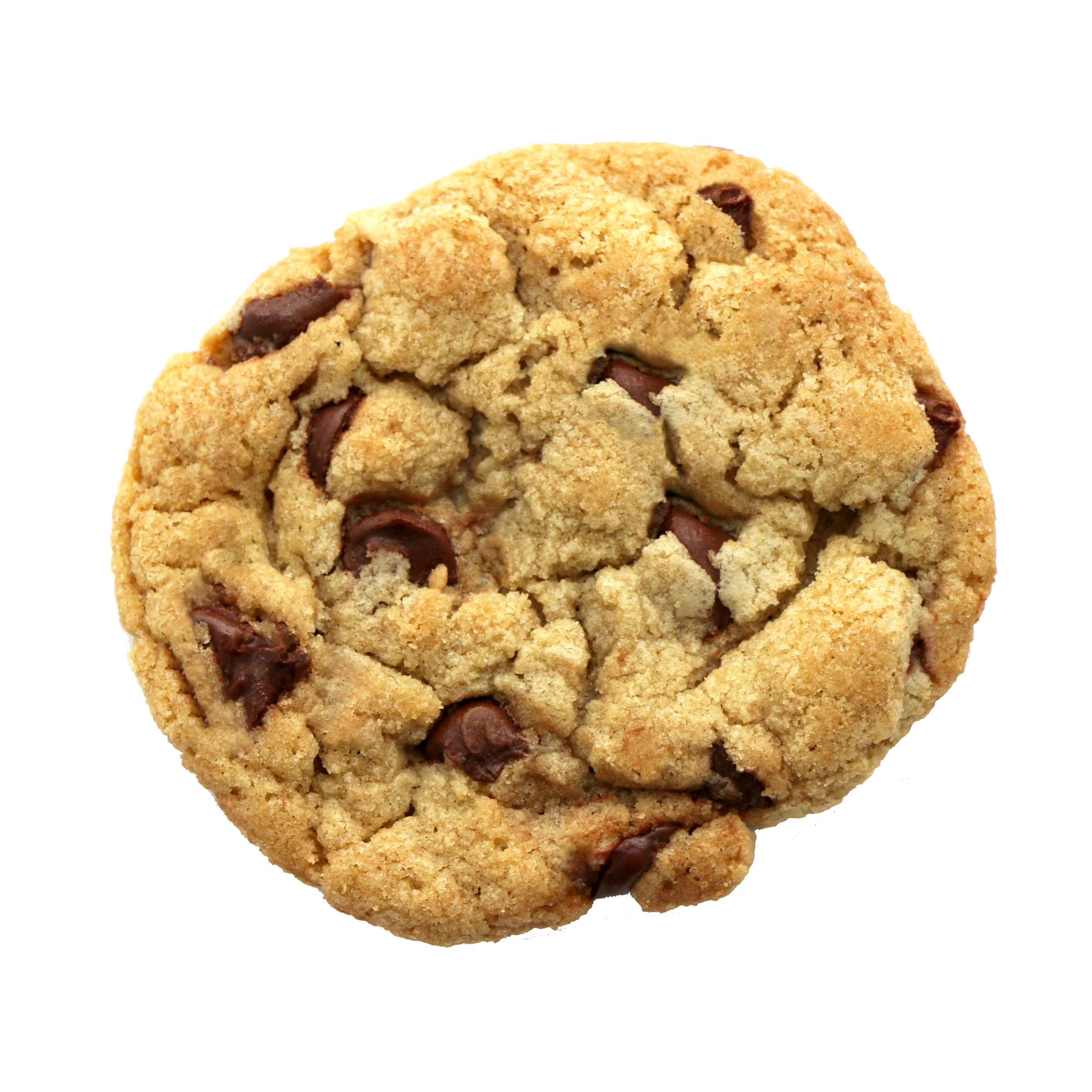 10 MG CHOCOLATE CHIP COOKIE   The traditional comfort cookie taken to a whole new level in a bigger more cookie to love size!  View Ingredients