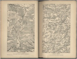 The details of early OS maps, from Maitland's  Domesday Book and Beyond  (1897)