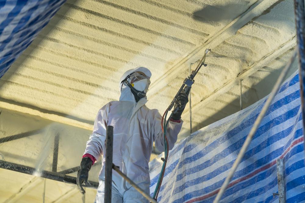 spray foam roofing okc