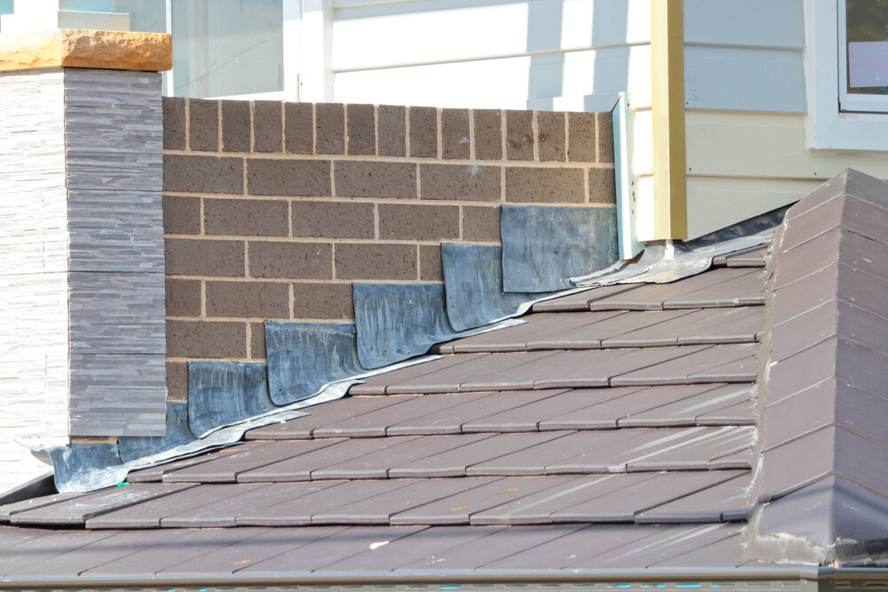 Roof Flashing And Types Of It