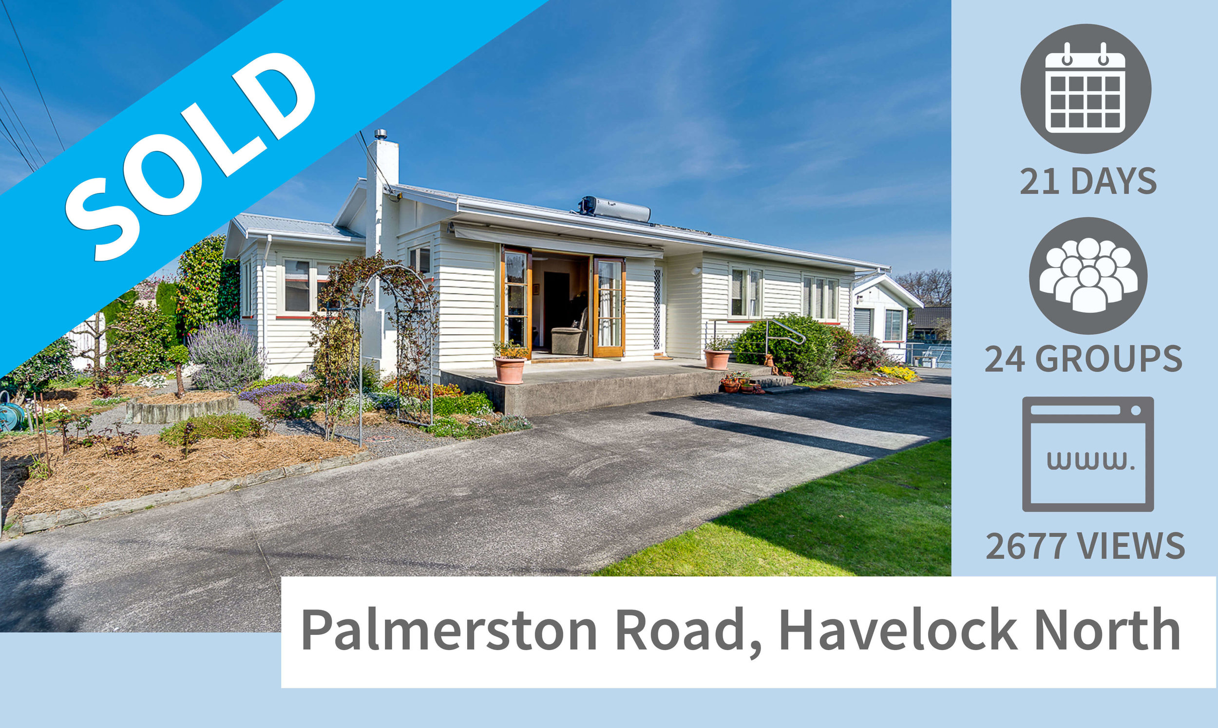Palmerston Rd The Mackies Hawke's Bay