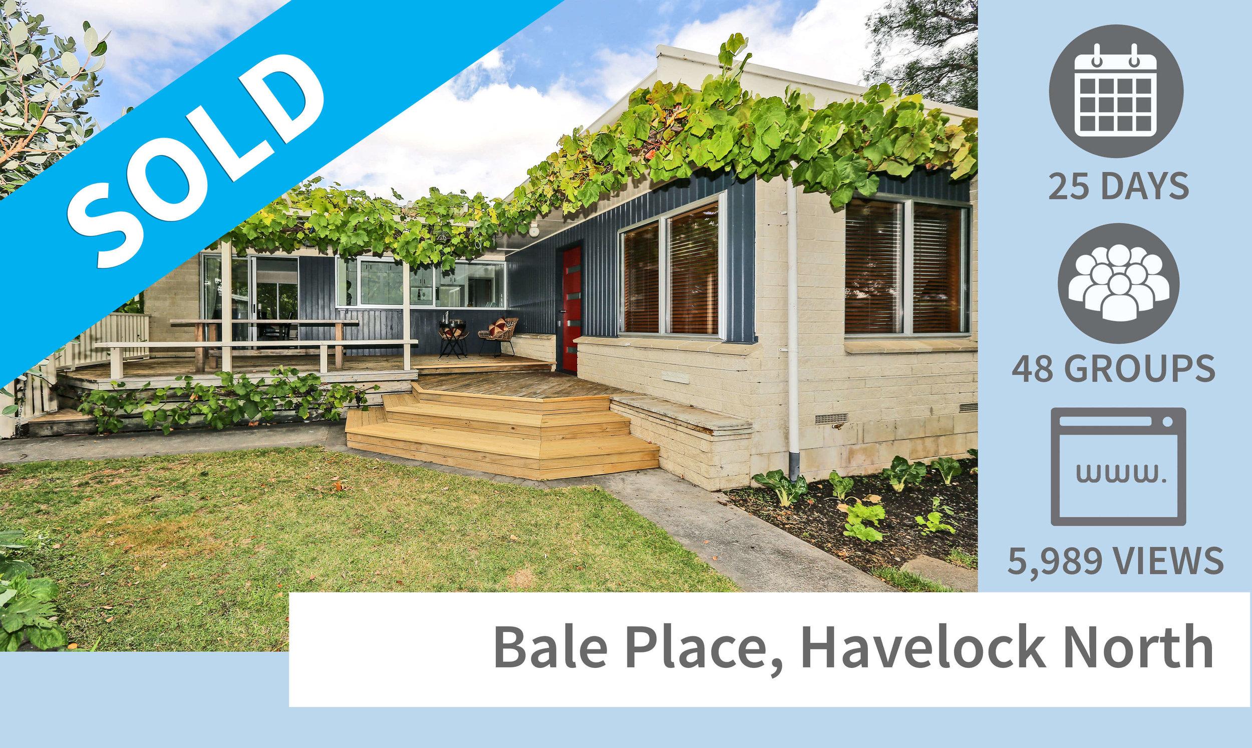 The Mackies Bale Place Havelock North Hawke's Bay