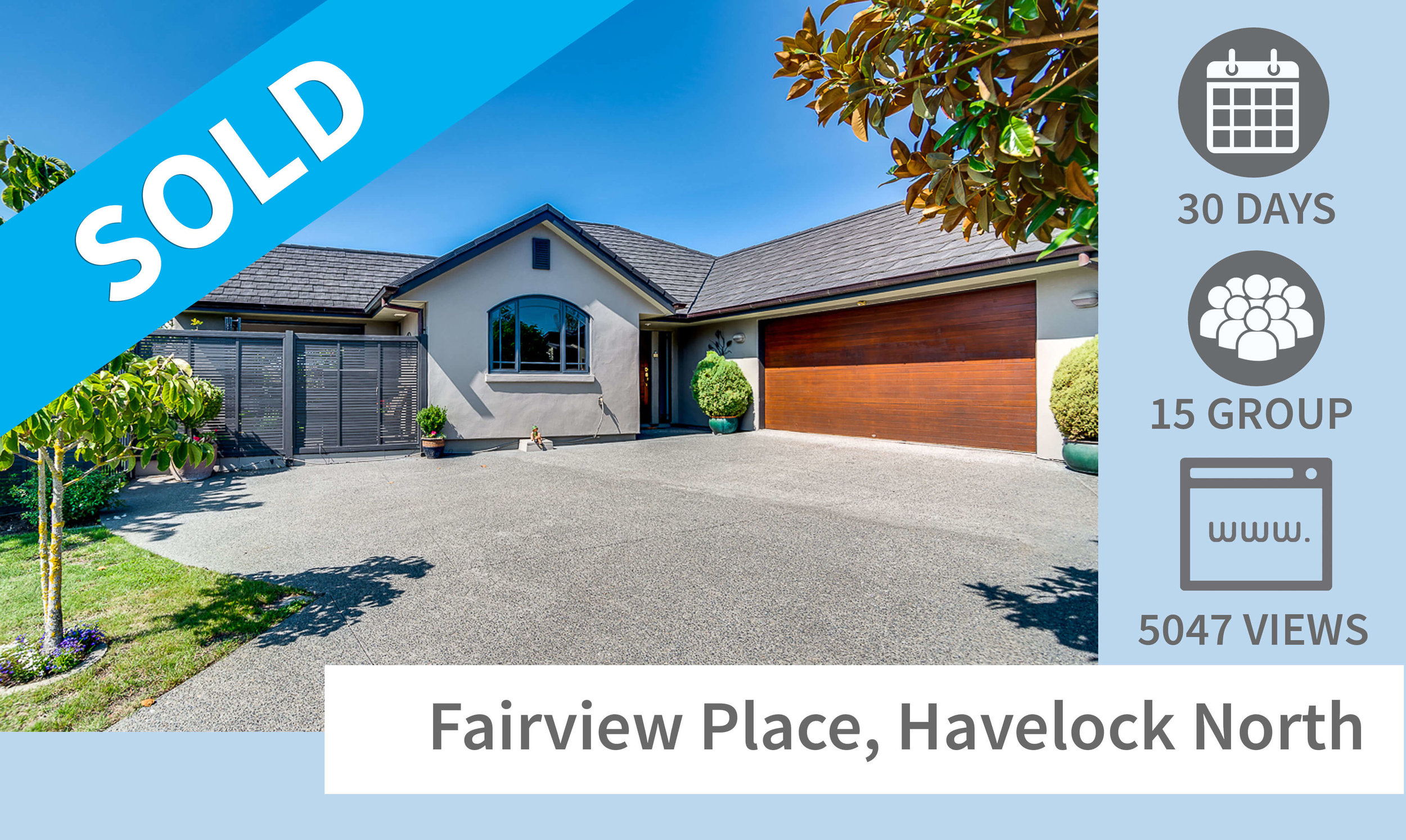 The Mackies Properties Sold Fairview Place, Havelock North, Hawke's Bay