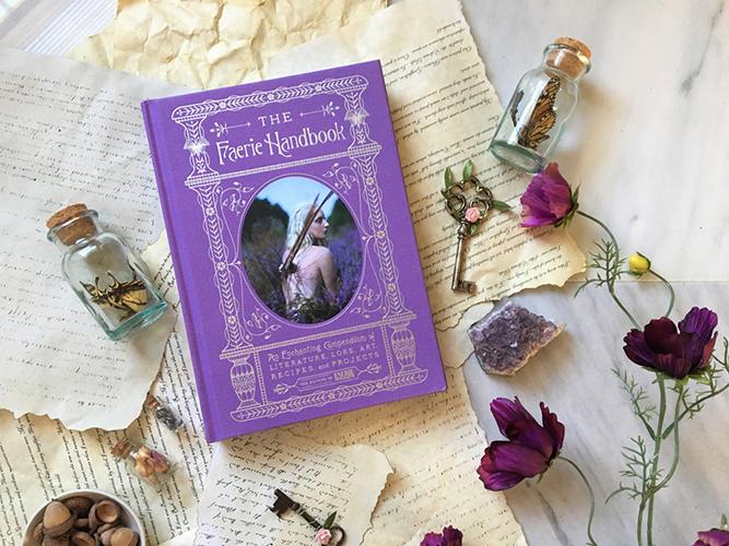 The Faerie Handbook by Faerie Magazine - Review Horizontal.JPG